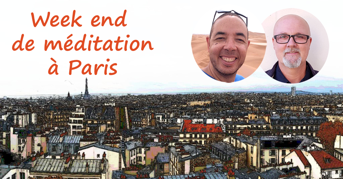 Week-end de Méditation à Paris